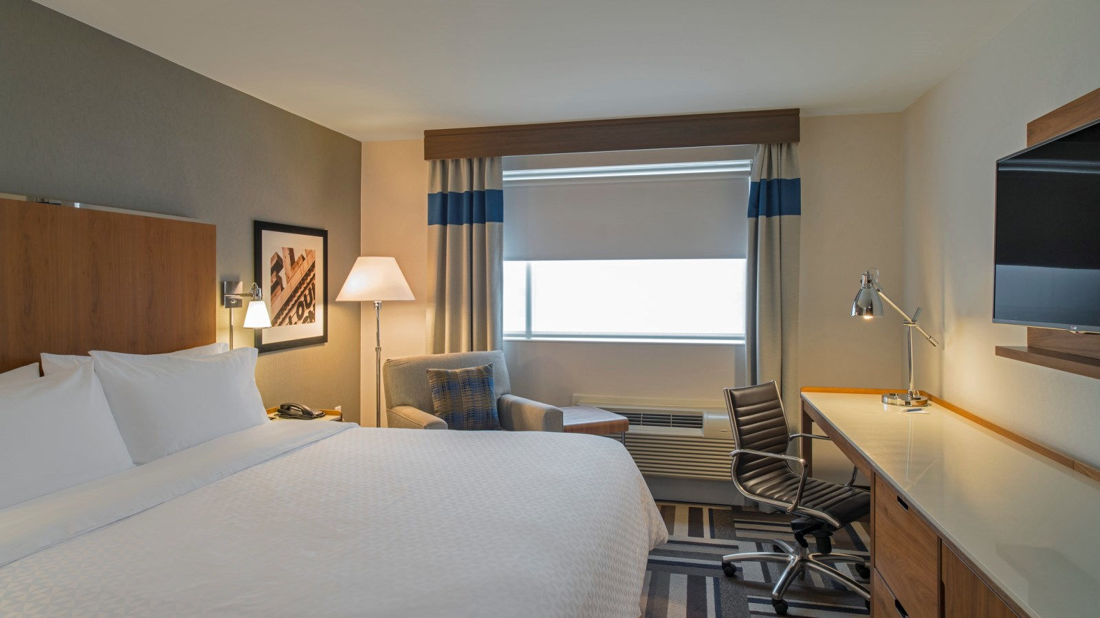 Midland accommodations - King Guest Room